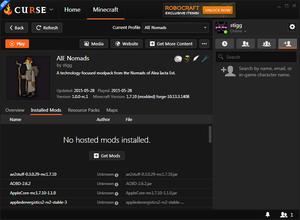 Nomads:Minecraft Server - AIE Wiki
